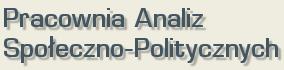 Pracownia Analiz Społeczno-Politycznych